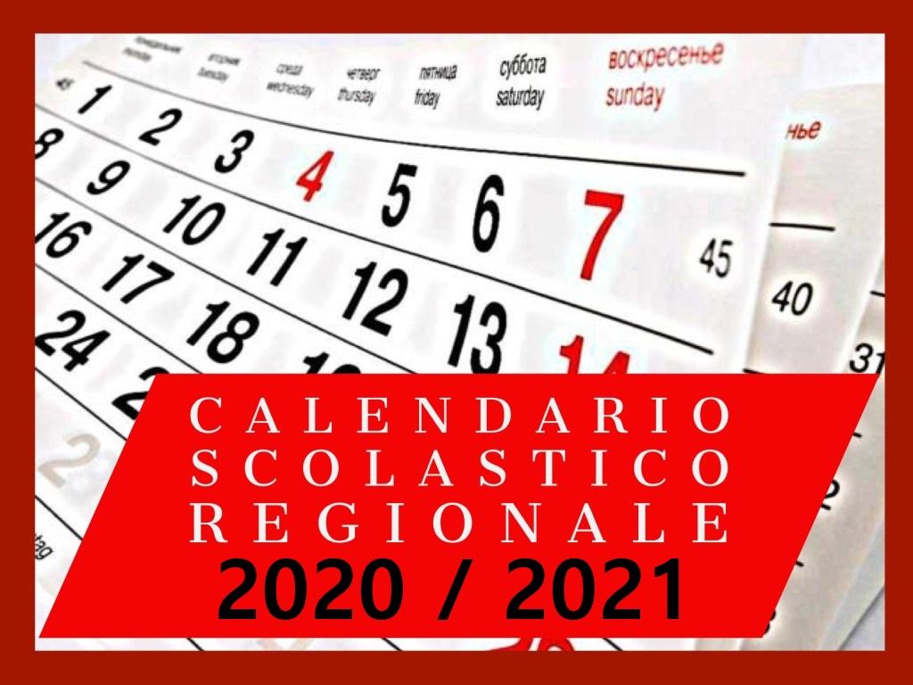 La Regione Piemonte ha reso noto il calendario scolastico 2020/21